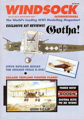 Volume 17 No. 2 - Mar/Apr 2001